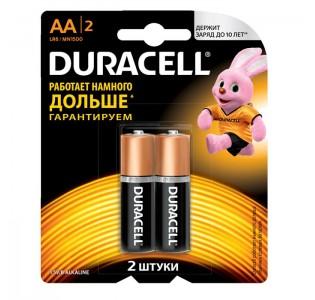 Батарейка LR6 DURACELL (2шт.)