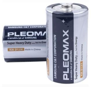Батарейка LR20 PLEOMAX (2шт.)