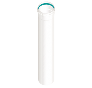 TAP850 Труба d80 0,5м