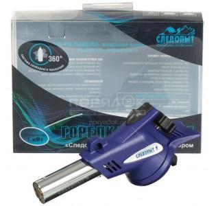Газовая горелка GTP-N05 с пьезорозжигом и газагенератором (газ 220г.)