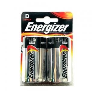 Батарейка LR20 ENERGIZER (2шт.) блистер