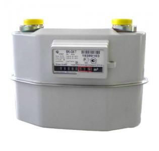 Сч/газ  ВК- G - 6T V2 (200мм) правый