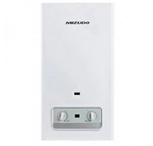 Газовый водонагреватель 10 л. белый Mizudo ВПГЗ-10