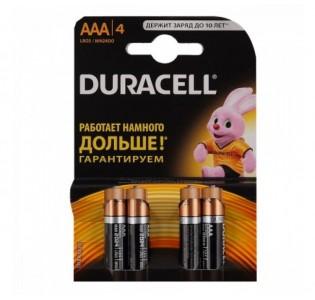 Батарейка LR06 DURACELL (4шт.)