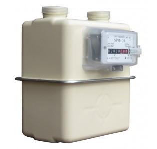 Счетчик газа NPM-G-4 правый (110мм.)