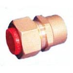 Муфта труба-внутрен.резьба (мама) для газа GBIC15