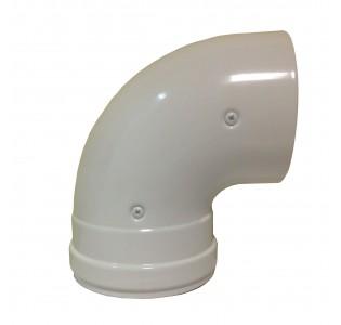 Коаксиальный отвод 60/100-90 BAXI