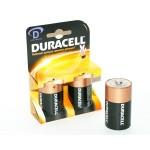 Батарейка LR20 DURACELL (2шт.)