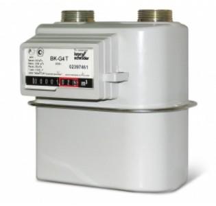 Сч/газ  ВК - G - 4Т V1,2 правый (110мм)