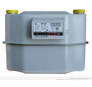 Сч/газ  ВК- G - 6 V2 правый (250)