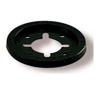 556503 Черное зажимное кольцо чёрное д. 42мм. 556503